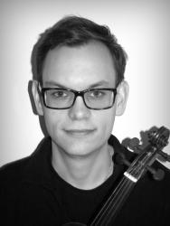 Ray Box, Violinist